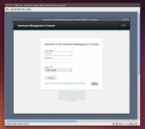 hmc virtualized vmware