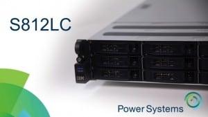 venta S812LC ibm servidor