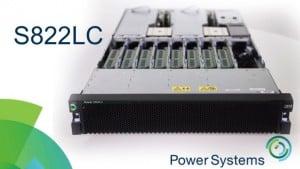 s822LC power ibm linux venta sixe