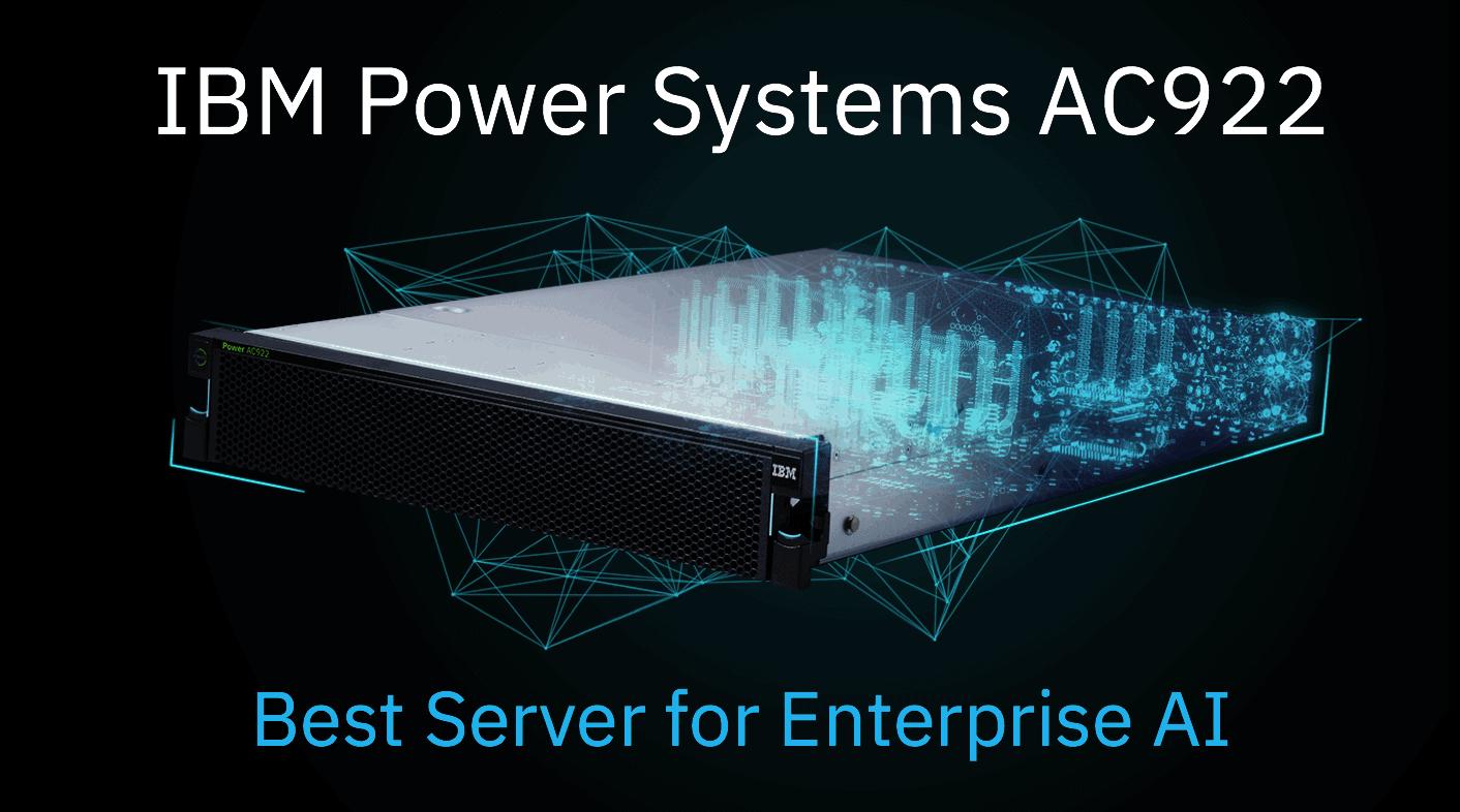IBM PowerAI | AC922 Servidor pre-configurado para Deep / Machine Learning, SiXe Ingeniería